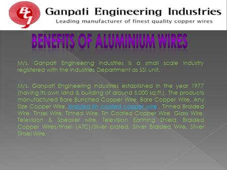 M/s. Ganpati Engineering Industries is a small scale Industry registered with the Industries Department as SSI unit. M/s. Ganpati Engineering Industries.
