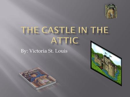By: Victoria St. Louis. About The Author Elizabeth Winthrop Is an award winning author for all ages, including The Battle for the Castle and Counting.