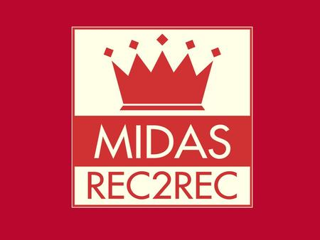 MIDAS REC2REC LLP  Based in St. Albans, Hertfordshire Midas Rec2Rec LLP is a specialist Recruitment to Recruitment business. During our trading history.