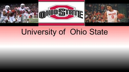 University of Ohio State. Education Ohio State had more than 44,000 under grads in the fall of 2013. The acceptance rate at Ohio state was 55.5% in the.