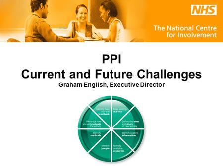 PPI Current and Future Challenges Graham English, Executive Director.