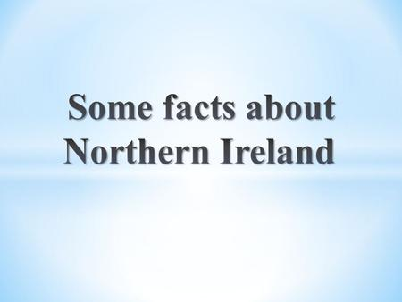 Northern Ireland lies in the northeast of the island of Ireland, covering 5,459 square miles (14,139 km²), about a sixth of the island's total area. Northern.