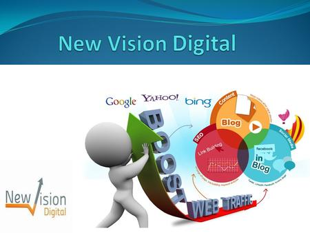 About Us : New Vision Digital is an innovative Digital Marketing agency. We are providing you the services of Websites Designing & Website Development,