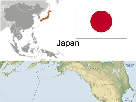 Japan. Japan: the basics Area –Germany < Japan < California Population –127 million (~ 4 times California) –life expectancy: 84 (87 for female) –24% are.
