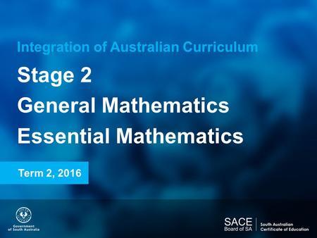 mathematics glossary the australian curriculum