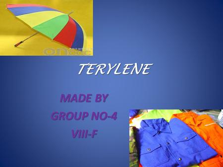 John Rex Whinfield Invented Terylene A Synthetic