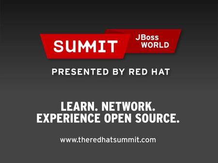 New Red Hat Use Cases, Get More for your Business Vinny Valdez, RHCA Sr. Enterprise Architect Solutions & Strategy Red Hat Consulting Douglas O'Flaherty.