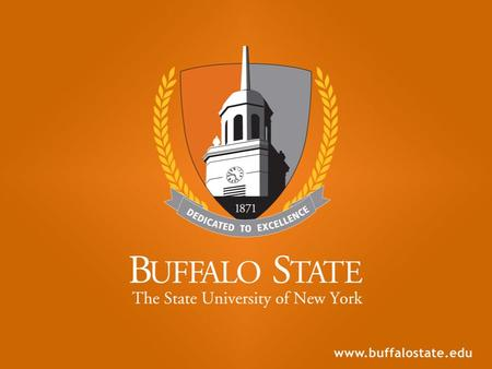 What to expect on the first day of classes. Academics Buffalo State College has five academic schools. – School of Arts & Humanities – School of Education.