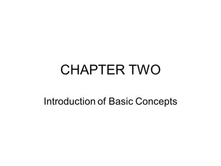 CHAPTER TWO Introduction of Basic Concepts. CRIME AND THE INVESTIGATOR Homicide is leading cause of death for women in the workplace and for black men.
