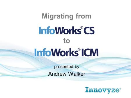 Presented by Andrew Walker Migrating from to. What is the difference?  The differences between the two products come into three basic categories:- 