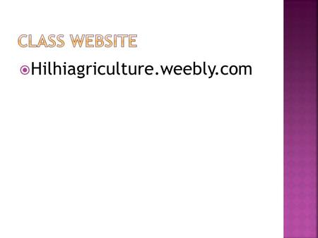  Hilhiagriculture.weebly.com. Objective To identify the aesthetic benefits of floral design. To become familiar with the history of floral design. To.