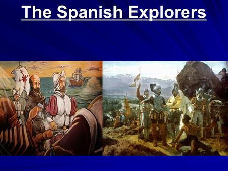 christopher columbus claims new land in the name of spain and god Ss- explorers vocab  king and queen of spain who funded and sponsored christopher columbus' voyage in  america was a new land.