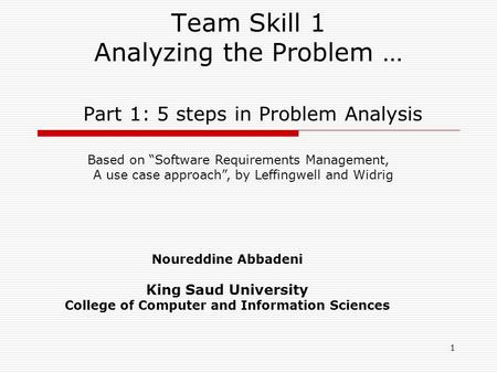 identify and analyze one leadership theory Critical analysis of the leadership theories theories which we used in one way or the other and they being applied depending analysis of leadership theories.