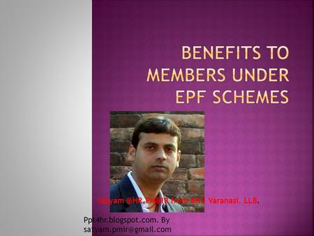 Ppt4hr.blogspot.com. By from BHU Varanasi. LLB.