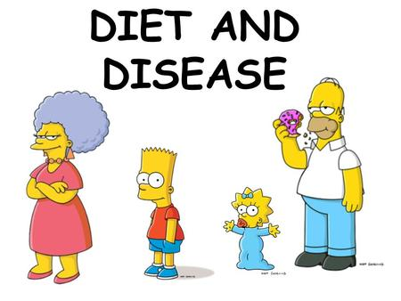 DIET AND DISEASE. OBESITY Which country has the largest % of overweight people?