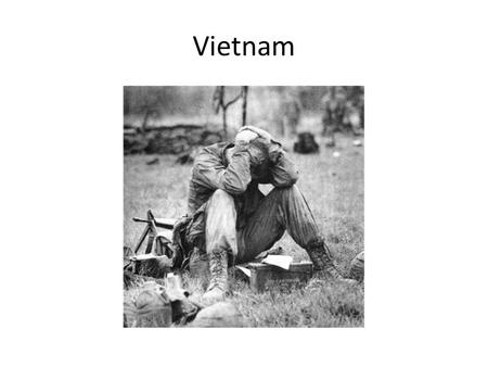 Vietnam. Vietnam French Indochina French ruled Vietnam, Laos, and Cambodia since the late 1800s. Growing unrest among the oppressed Vietnamese (restricted.