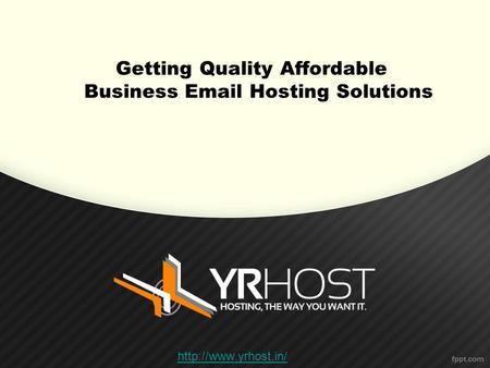 Getting Quality Affordable Business  Hosting Solutions