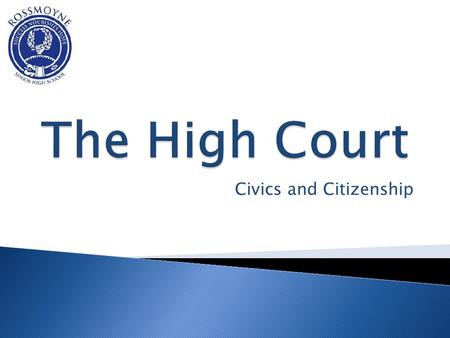 Civics and Citizenship.  Courts deal with different types of disputes depending upon the jurisdiction they are provided with by parliament.  The most.