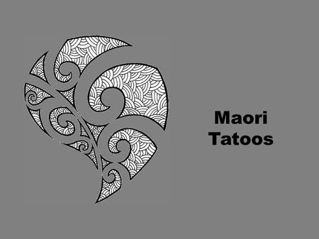 Maori Tatoos. Who are Maori People ? They are the indegenous Polynesian people of New Zealand. Over several centuries in isolation, the Polynesian settlers.