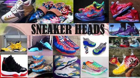 SNEAKER HEADS. OVERVIEW The problem My service solve is that it satisfies your needs to look at shoes. The group that it is intended for is sneaker heads.