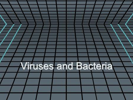 Viruses and Bacteria. Viruses  2 main parts- protein coat called a CAPSID and nucleic acid (RNA or DNA)  Host specific and cell specific- the cold virus.