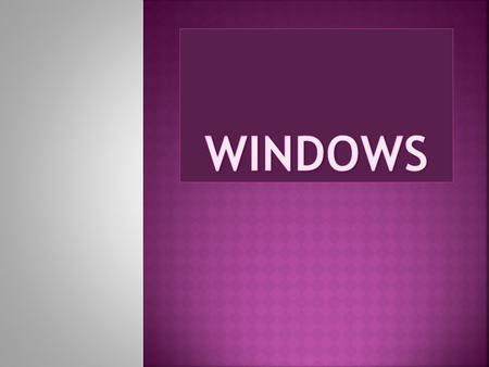 Microsoft Windows is a series of graphical interface operating systems developed, marketed, and sold by Microsoftgraphical interfaceoperating systemsMicrosoft.