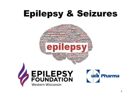 "1 Epilepsy & Seizures. 2 Epilepsy is a disorder characterized by recurring seizures (also known as ""seizure disorder"") A seizure is a brief, temporary."