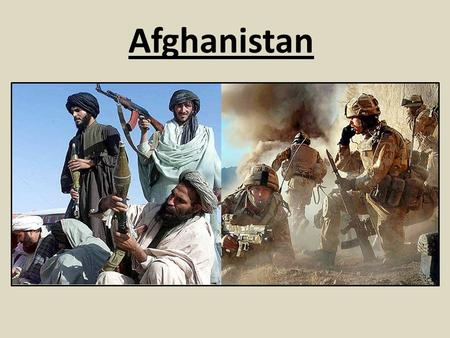 Afghanistan. Economic, Ethnic, & Religious Issues Some of the poorest nations in the world are in central Asia Heavy economic reliance on the former Soviet.