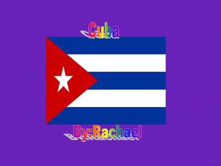 Cuba is located on the continent of Although Cuba is an island, it is considered to be a part of the North American continent.