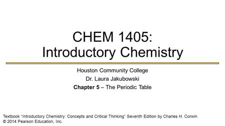 Introductory chemistry introductory chemistry concepts and critical thinking seventh edition by