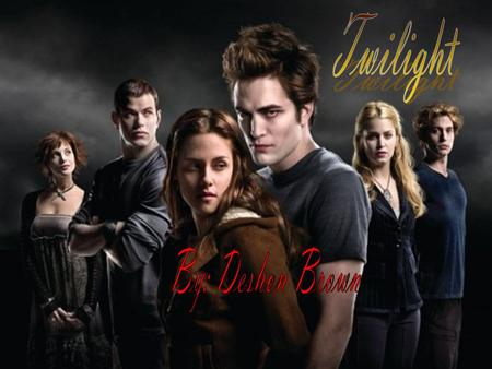 S ummary  Twilight starts out in the perspective of seventeen year old Isabella Swan, Bella who has a normal boring life, until she moves to Forks,