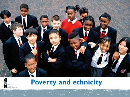 Poverty and education: what is the impact of poverty on children's education? Poverty and ethnicity.
