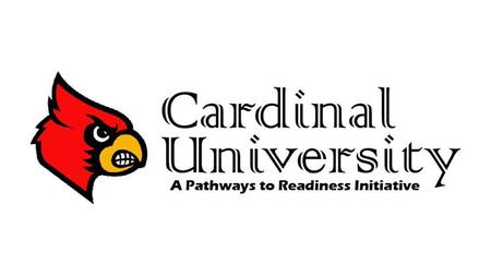 What is Cardinal University? Cardinal University is the top-tier education pathway where eligible students gain their 7 Senior <strong>Credits</strong> (or more) through.