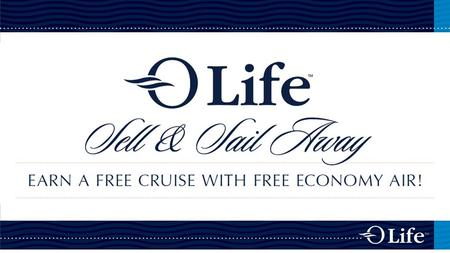 Sell & Sail Away As a valued travel partner, take advantage of this wonderful opportunity to reap additional rewards when you book Oceania Cruises this.