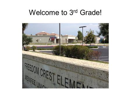 Welcome to 3 rd Grade!. Clarke Overview PE Brief look at curriculum topics Homework Communication/ Technology Common Core PBIS Iready and Website Veteran's.