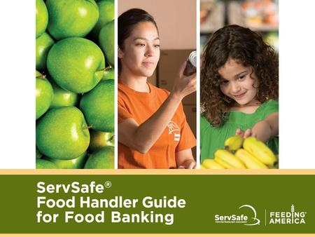 Food Safety Is Important Concepts You Will Learn: How food becomes unsafe Your role in keeping food safe Understanding food allergies Preventing food.