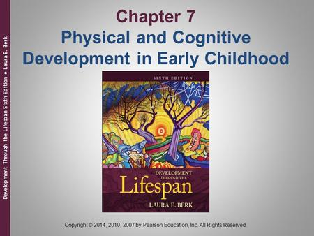physical and cognitive development in early childhood pdf