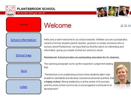 Home Quiz School map School information video. Learning At Plantsbrook we teach a wide range of different subjects. You can contact the Subject Leader.
