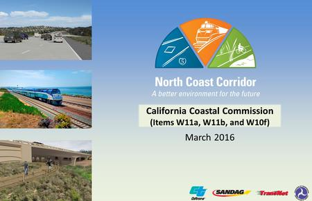 Click to edit Master title style March 2016 California Coastal Commission (Items W11a, W11b, and W10f)