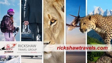 "rickshawtravels.com TEAMWORK 1 OBJECTIVES & VISION INTEGRITY 2 ACCESIBILITY 3 ACCOUNTABILITY 4 SERVICE EXCELLENCE 5 ""TOUCHING YOUR SOUL WITH THE SPIRIT."