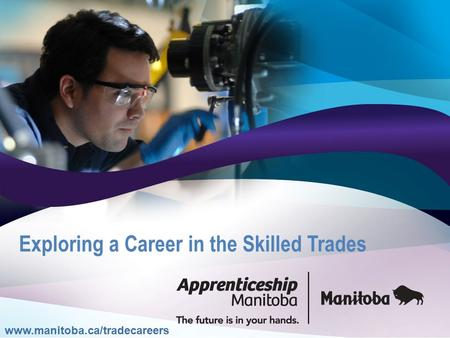 Exploring a Career in the Skilled Trades