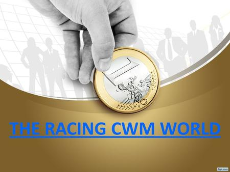 THE RACING CWM WORLD. Recently, SV Racing presented CWM World as the new main sponsor for the Renault UK Clio Cup of this year since the latest driver.