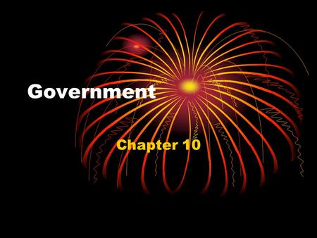 Government Chapter 10. Class Objective Students will investigate the steps Utah, and the LDS church, takes to move towards statehood.