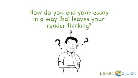 Expository Essay Introductory Paragraph