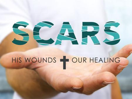 HEALING DESPERATELY NEEDED Seeing the Holy Spirit… and understanding our relationship with Him.