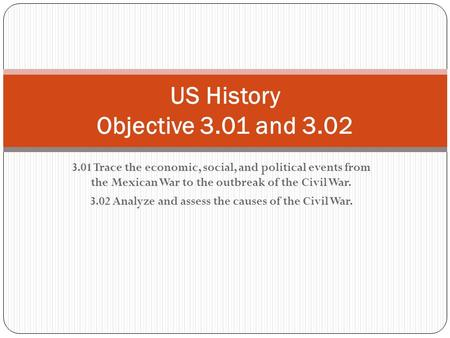 causes of the civil war essay apush Section iii: long-essay questions 14 reformers, civil rights activists, and social in the aftermath of the civil war.