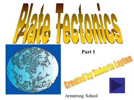 Armstrong School Part 1 To go to Teacher Page click on button below To go directly to Activities Pages, click mouse.