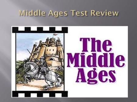  Middle Ages  feudalism  monastery  Convent.