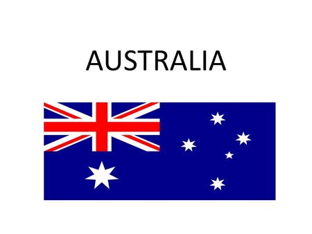 AUSTRALIA. Australia is a country situated in the Southern hemisphere, between the Pacific ocean and the Indian ocean. Its official name is the Commonwealth.