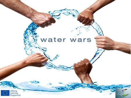 WATER – CAUSE OF CONFLICTS IN THE WORLD International conflicts Water has an enormous importance to world peace. Analysts predict that in the XXI century.